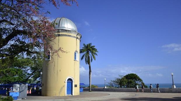 Observatrio Alto da S (Foto: Divulgao)
