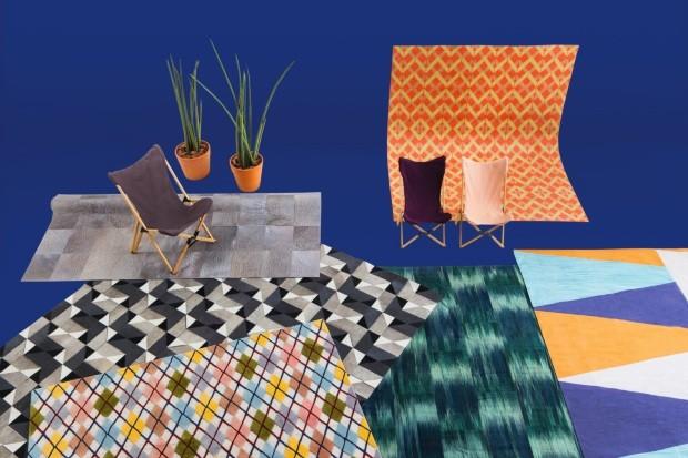 18 tapetes para vestir o piso com estilo (Foto: Gui Gomes)