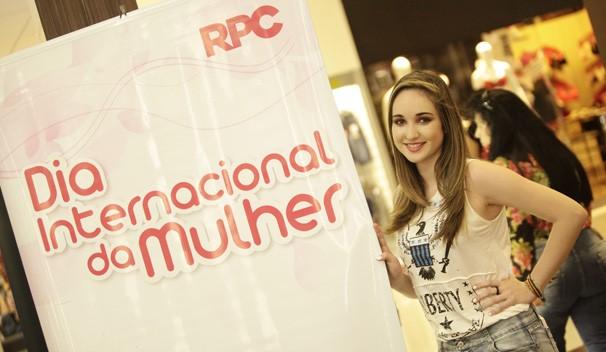 Dia da Mulher RPC (Foto: Luiz Renato Correa/RPC)