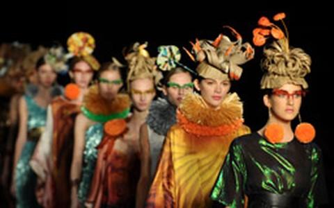 Desfile Alessa no Fashion Rio (verão 2012)