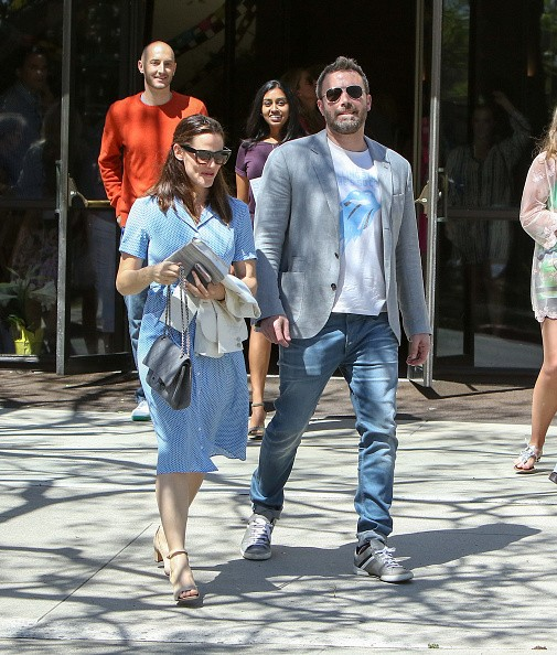 Jennifer Garner e Ben Affleck (Foto: Getty Images)