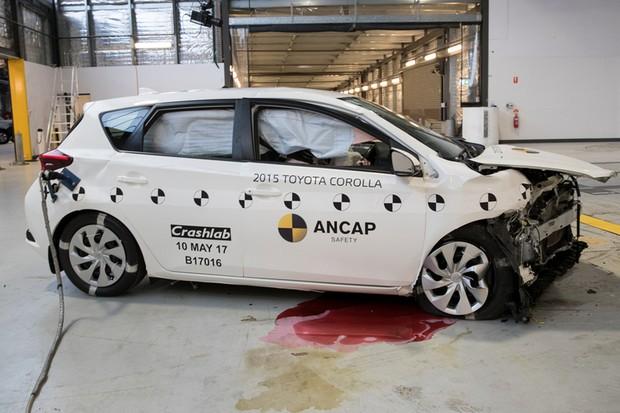 Carros antigos são quatro vezes mais fatais em acidentes (Foto: Divulgação / ANCAP)