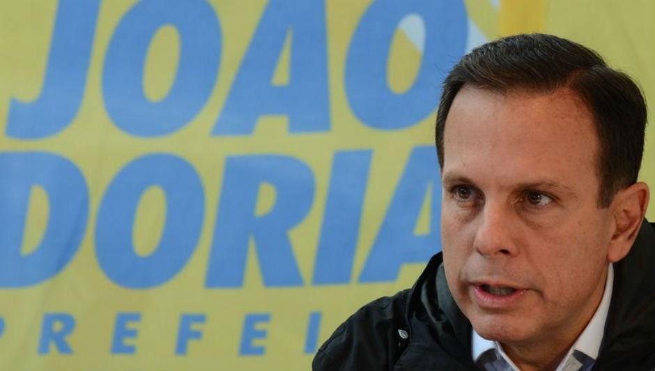 O prefeito de São Paulo, João Doria (Foto: Rovena Rosa / Agência Brasil)