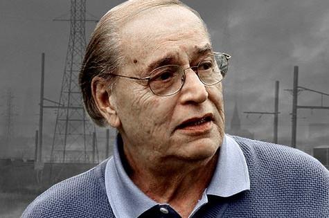 Tony Lip, que viveu o mafioso Carmine Lupertazzi na série 'Os Sopranos' (Foto: Reprodução da internet)