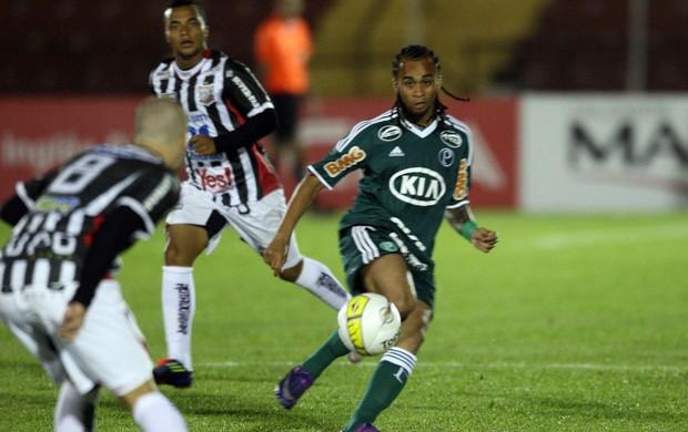 Wesley Palmeiras x Paulista (Foto: JF Diorio / Ag. Estado)