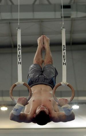 Arthur Zanetti ginástica artística (Foto: Cezar Loureiro / Agência O Globo)