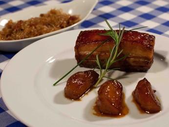 Chefs criaram pratos especiais para festival (Foto: Daniel Gomes/Divulgação)