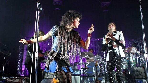 Arcade Fire ao vivo (Foto: Divulgao)