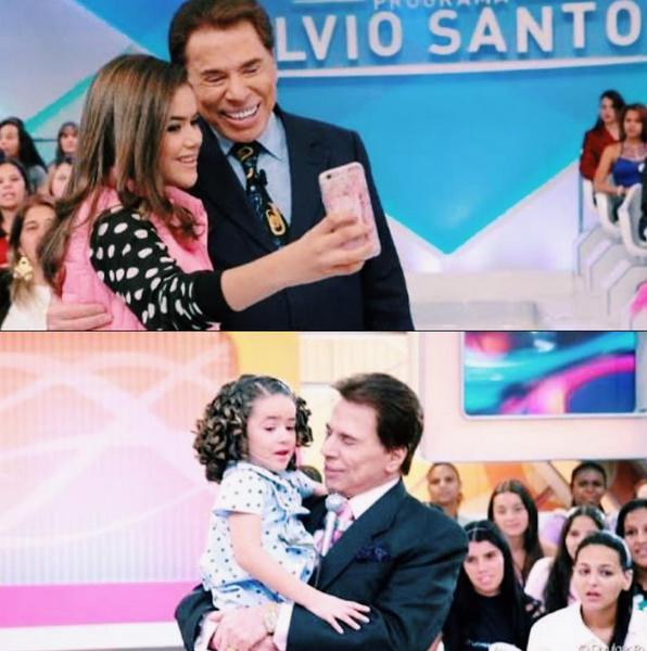 Ego Silvio Santos Faz 86 Anos E Recebe Homenagem De Maisa Silva Te Amo Notícias De Famosos