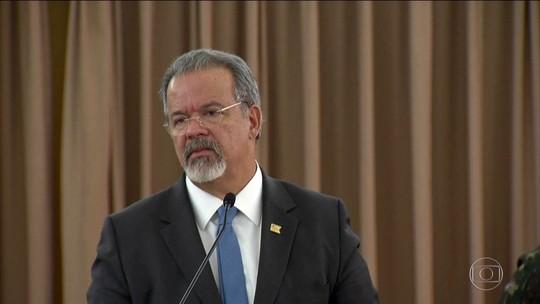 Ministro prevê represálias do crime à ação de militares no RJ