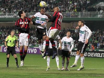 Coritiba Atlético-PR Atletiba (Foto: Divulgação/Coritiba)