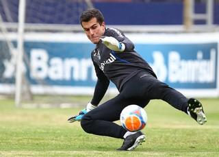 marcelo grohe grêmio (Foto: Lucas Uebel/Grêmio FBPA)
