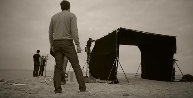 Making of do Calendário Pirelli (Foto: Reprodução)