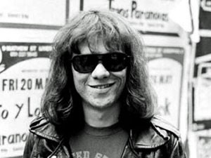 Tommy Ramone, baterista da formação original do Ramones (Foto: Divulgação)