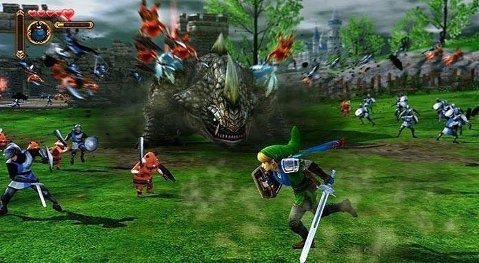 Hyrule Warriors (Foto: Divulgação)