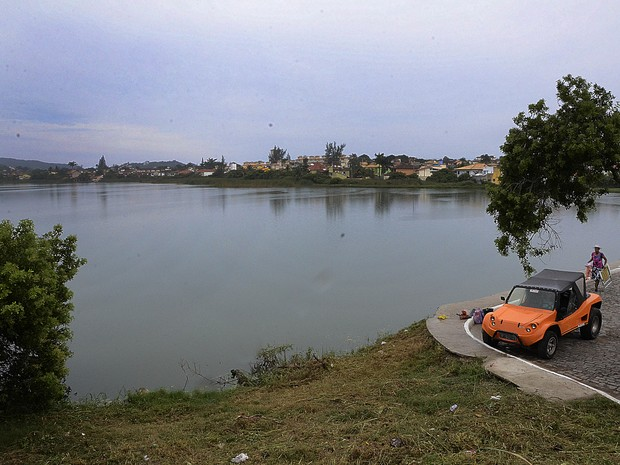Lagoa de Geribá será beneficiada por programa de despoluição (Foto: Natasha Montier / Divulgação)