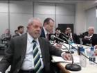 Lula se recusa a responder qualquer pergunta sobre sítio em Atibaia