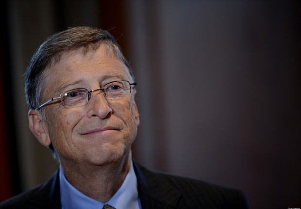 Bill Gates doa 4,6 mil milhões em acções da Microsoft