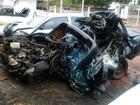 Acidente entre quatro veículos deixa dois mortos e três feridos no Paraná