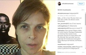 Drica Moraes posta vídeo no Instagram contra projeto de lei de abuso de autoridade (Foto: Reprodução/Instagram)