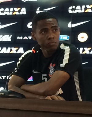 Elias Corinthians (Foto: Carlos Augusto Ferrari/GloboEsporte.com)