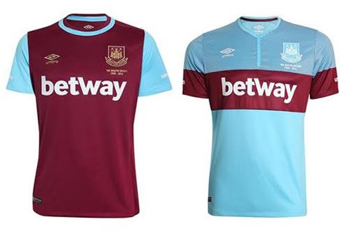 Camisas West Ham