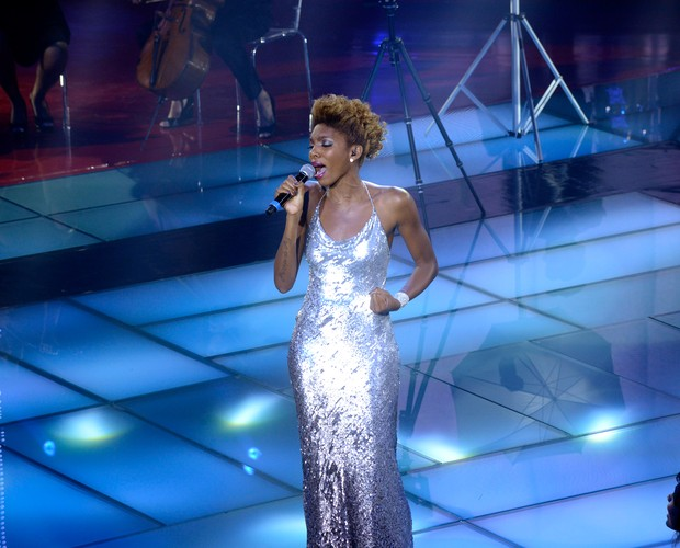 Kesia (Foto: Rede Globo/The Voice)