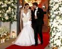 Lampard se casa com apresentadora de TV diante de ex-companheiros de Chelsea