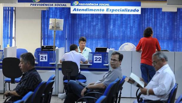 Aposentadoria ; INSS ; benefícios ; Previdência ;  (Foto: Elza Fiuza/Agência Brasil)