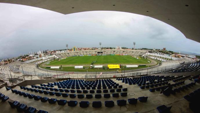 Estádio Amigão  (Foto: Marlon Costa (Pernambuco Press))