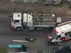 PM é baleado durante tentativa de assalto em Santo André