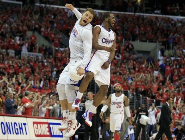 NBA basquete Los Angeles Clippers Chris Paul Blake Griffin (Foto: Reuters)