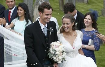 Virou papai: esposa de Andy Murray antecipa parto e dá à luz a uma menina