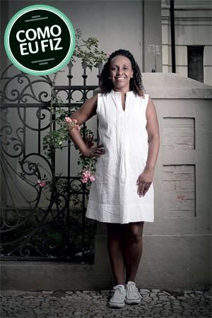 ENI LIMA É podóloga e dona da empresa Casinha do Pé (Foto: Camila Fontana/ÉPOCA)
