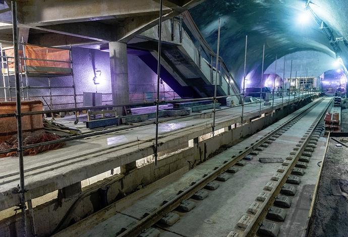 Linha 4 do metrô do Rio (Foto: Divulgação)