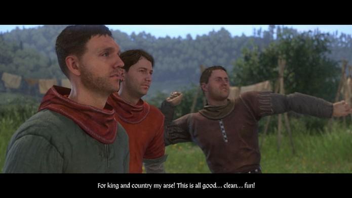 Kingdom Come: Deliverance (Foto: Reprodução/Tais Carvalho)