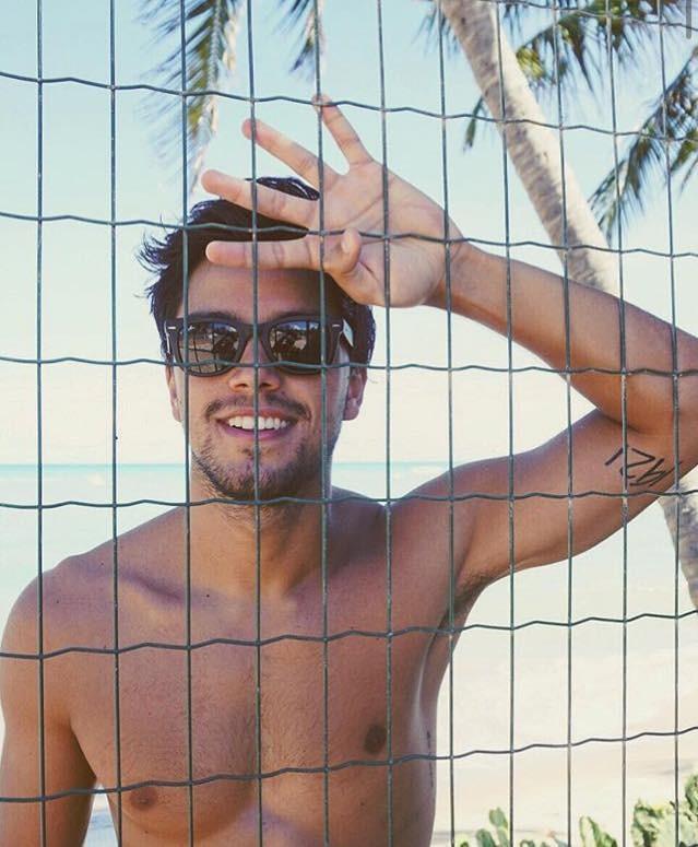Rodrigo Simas será o embaixador da terceira edição do Oi Jogos Cariocas de Verão (Foto: Reprodução/ Instragram)