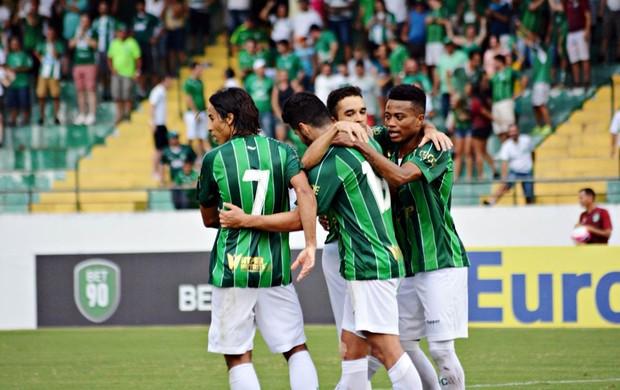 Guarani x Nacional - Série A2