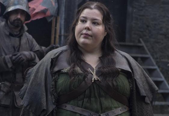 Walda Bolton (Foto: Divulgação/HBO)