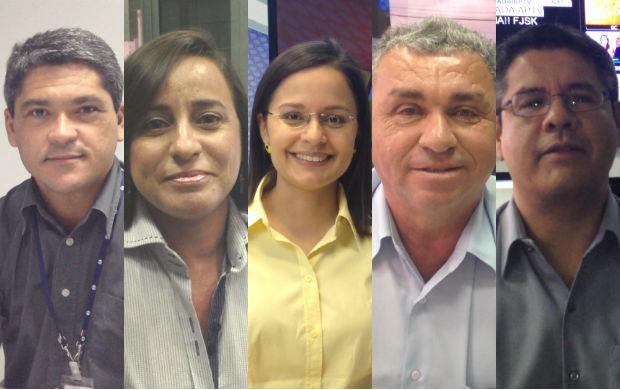 Funcionários da TV Amapá contam momentos marcantes desses 39 anos de emissora (Foto: Celso Kato/Home Amapá)