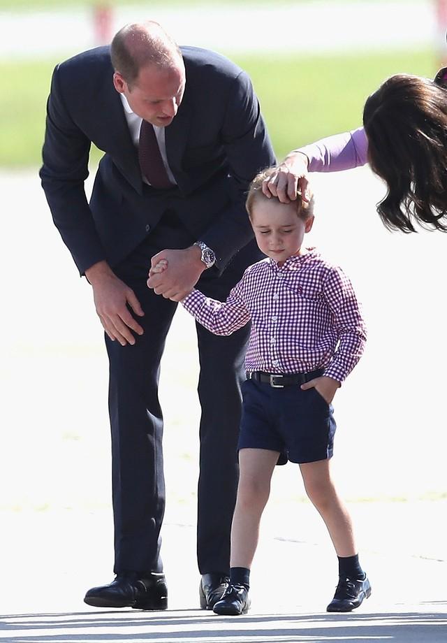 Família Real (Foto: Getty)