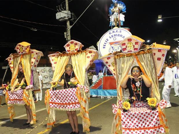 Feliz Lembrança Carnaval 2013 (Foto: Gil Velloso PJF/ Divulgação)