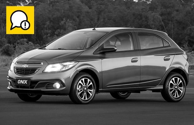 Reclame Aqui: Chevrolet Onix (Foto:  Autoesporte)