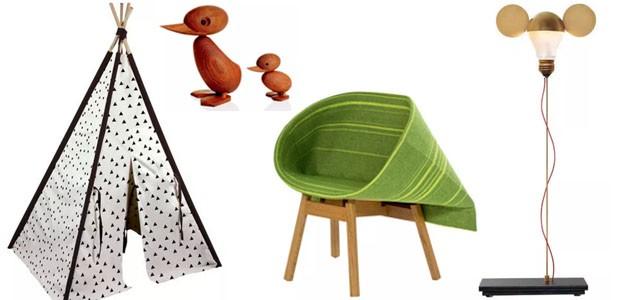 Dia das Crianças: 24 peças com design lúdico (Foto: Divulgação)