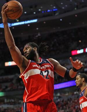 Nenê, Wizards x Bulls (Foto: Getty)