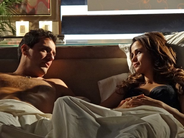 Theo e Jessica