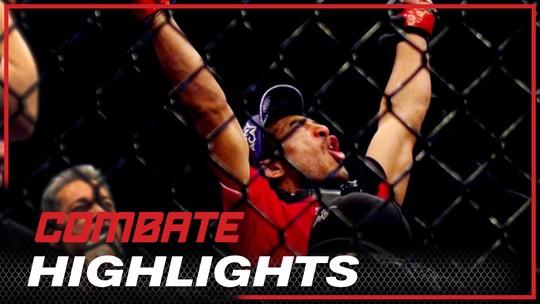 José Aldo luta por unificação de título no UFC Rio, e Belfort busca redenção