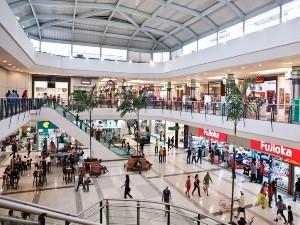 Praça de alimentação funcionará normalmente no Buriti Shopping (Foto: Divulgação)