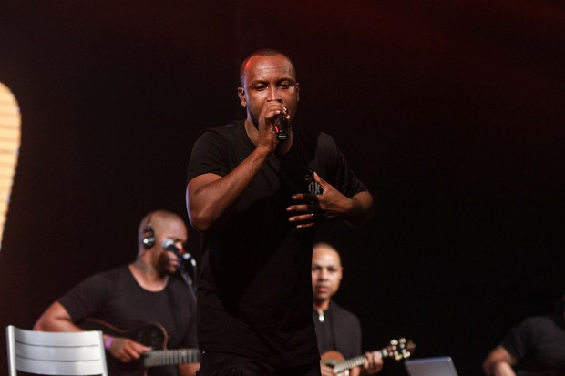 Thiaguinho (Foto: Amauri Nehn/Brazil News)