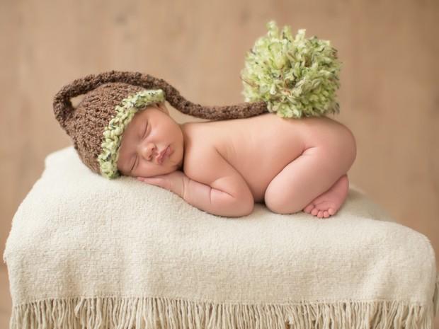 """""""De maneira geral, as pessoas gostam de olhar para o rosto de bebês"""", explica Simone Silvério (Foto: Simone Silvério/Divulgação)"""